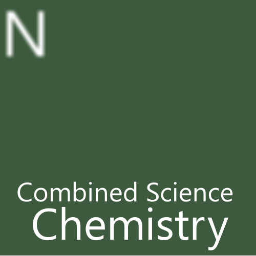 N Level Combined Science Chemistry Notes, Equations and